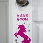 DIY Door Knob Hanger: Easy and Adorable Kids Craft!