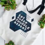 How to Make an Infusible Ink Tote Bag