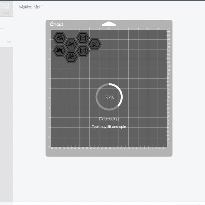 Cricut Design Space screenshot