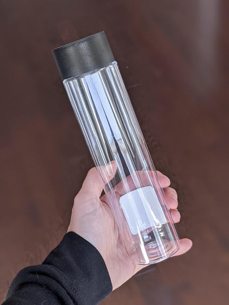 ArtMinds clear bottle
