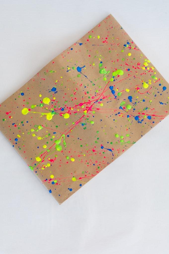 Creative DIY Book Cover Ideas Using Paint