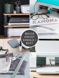 Which cricut machine should I buy?