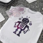 New Cricut Infusible Ink Blanks: Toddler Shirt, Pillowcase, & Cosmetic Bag
