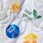 How to Make Cricut Infusible Ink Bodysuits for a Baby