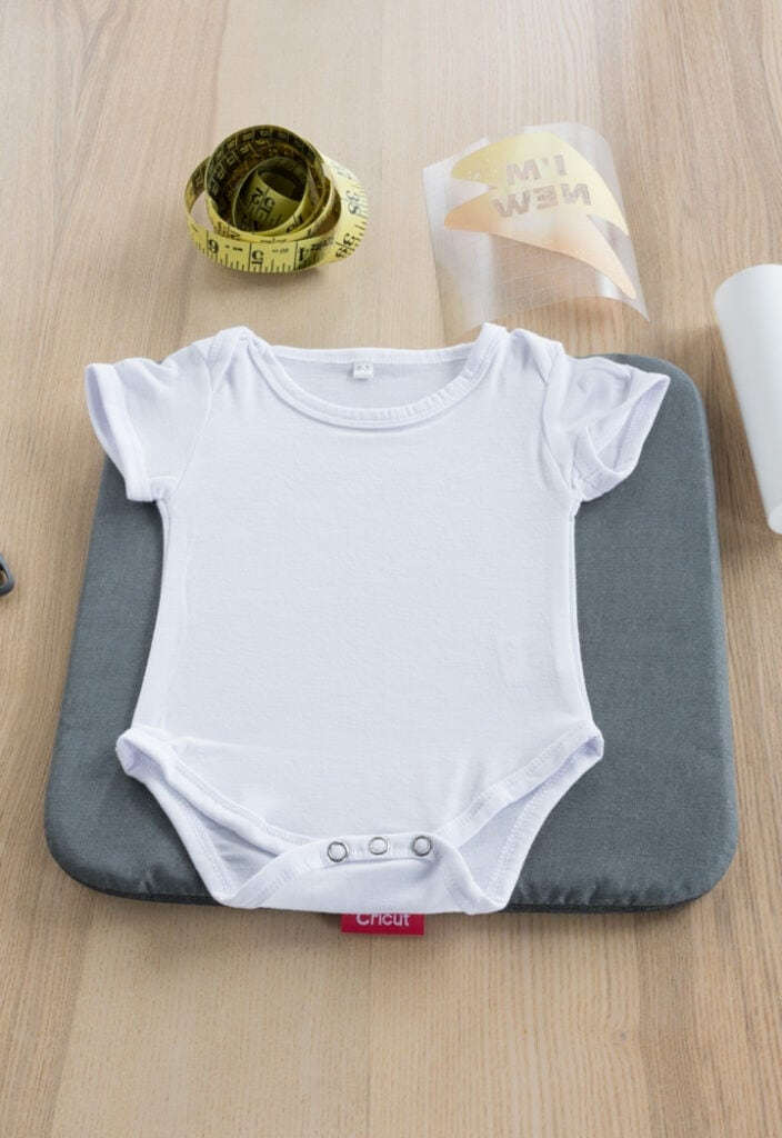 blank Infusible Ink bodysuit