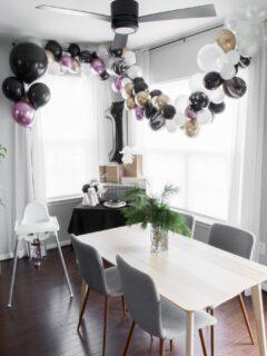 How to Make a DIY Balloon Garland