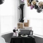 A Stylish First Birthday Party