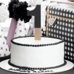 Simple DIY Birthday Cake Topper