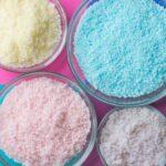How to Make Baked Bath Salts