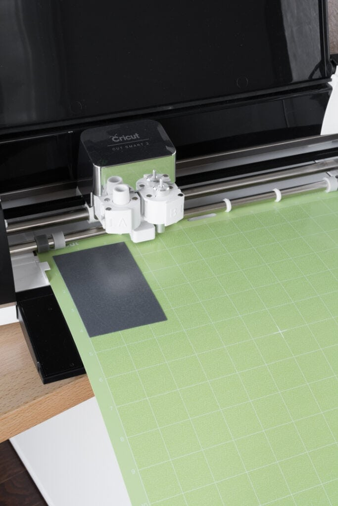 cutting iron-on with a Cricut Explore Air 2