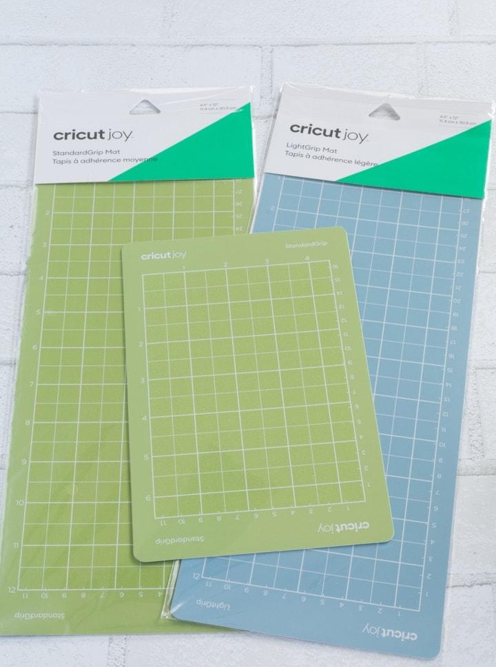 Cricut joy cutting mats