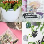 Cricut Wood and Chipboard Projects