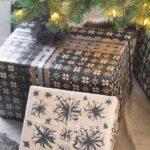 5 Beautiful Holiday Gift Wrap DIYs