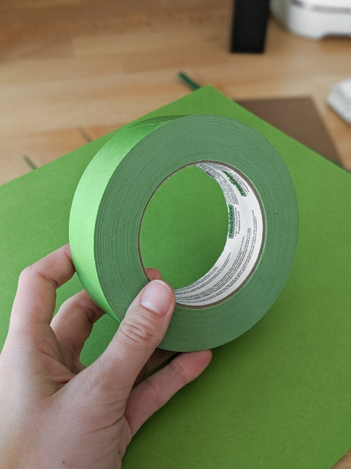 roll of frogtape