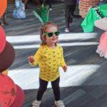 DIY Pineapple Costume: Easy Toddler Halloween Costume!