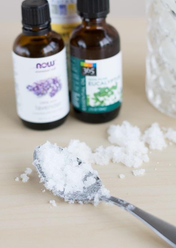 eucalyptus salt scrub