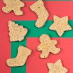 Make Grain-Free Christmas Cookies for Dogs!