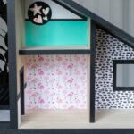 How to Create Beautiful Wallpaper for a Dollhouse