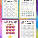 6 Book Tracker Printables for Kids!