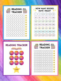 images of free printable brook trackers for kids