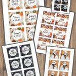 15 Free Printable Halloween Gift Tags