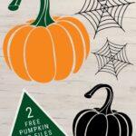 Free Pumpkin SVG Files