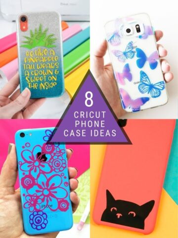 8 Cricut phone case ideas